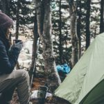 Getting Your Best Sleep While Camping