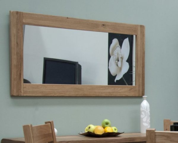Rustic Large Mirror