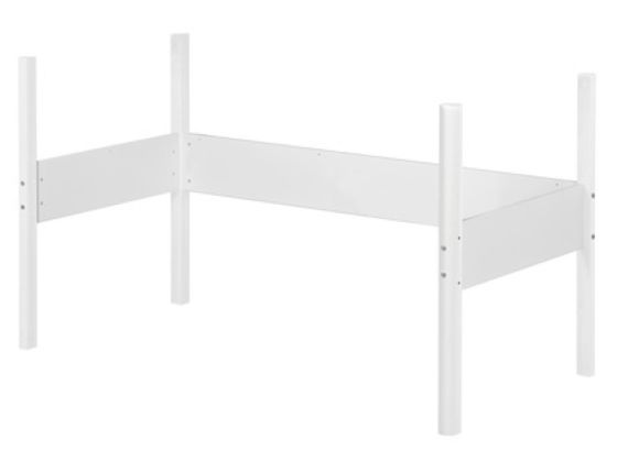 Flexa White High Bed Conversion Kit