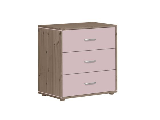 Flexa 3 Drawer Terra Chest