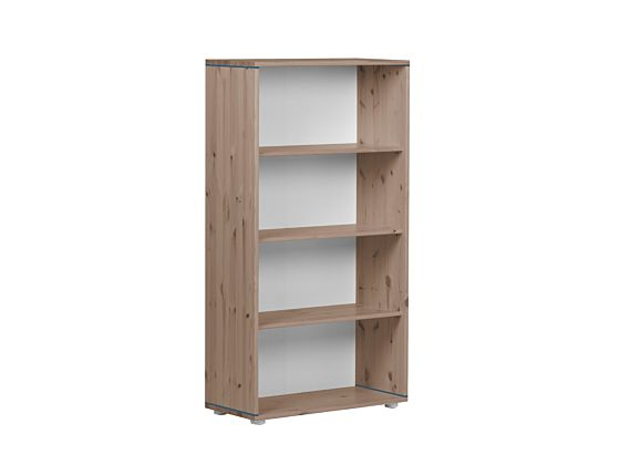 Flexa 3 Shelf Bookcase
