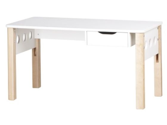 Flexa White Desk