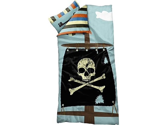 Pirate Bed Linen
