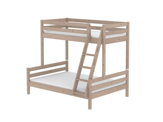 Flexa Classic Bunk with Double Bed