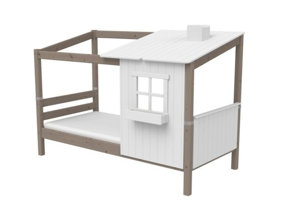 Flexa Bed with Half Classic House