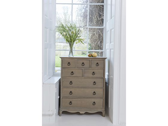 Camille 8 Drawer Chest