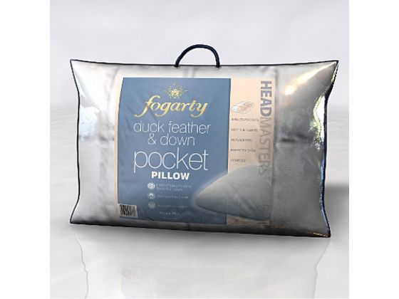 Feather & Down Pillow Single