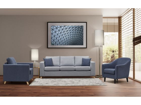 Glasgow 3 Seater Sofa