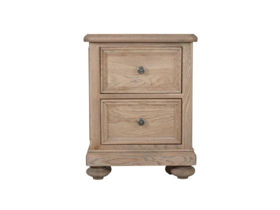 Huntington 2 Drawer Bedside