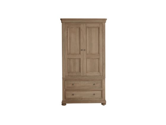 Huntington 2 Drawer Wardrobe