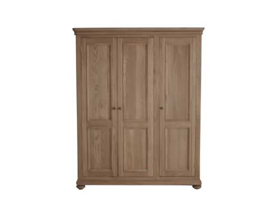 Huntington Full Length Triple Wardrobe