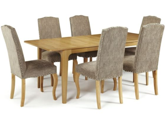 Wandsworth 160cm Extending Dining Table