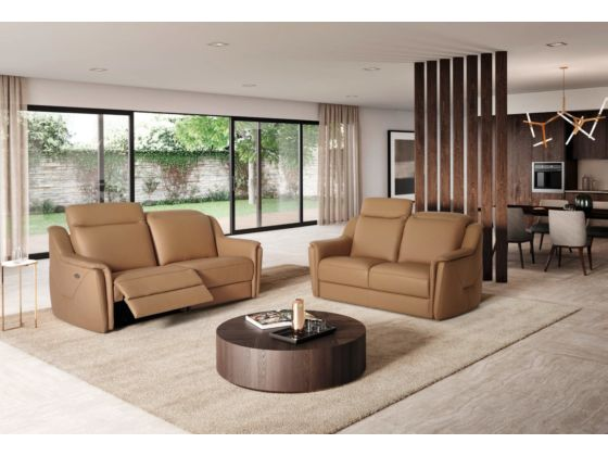 Lyon 3 Seater Recliner