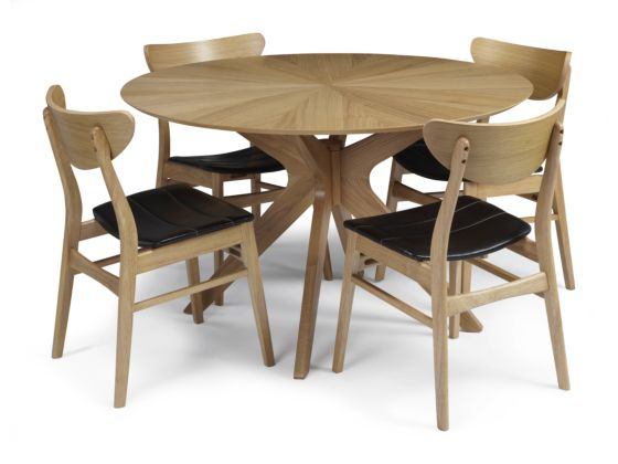 Bexley Round Dining Table