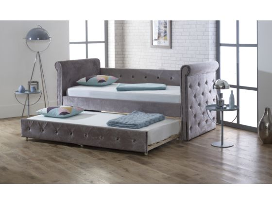 Zara Day Bed Grey