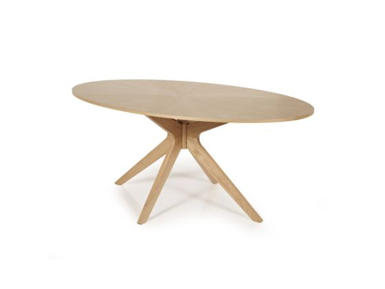 Bexley Oval Dining Table