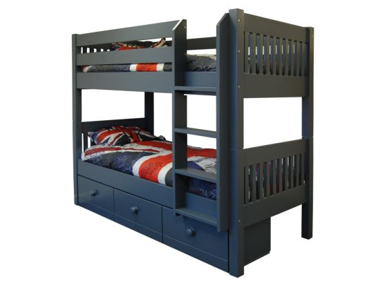 Majestical Bunk Bed