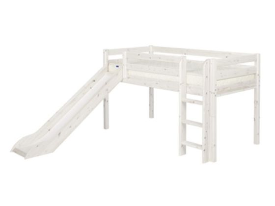 Flexa Classic Mid-high Bed with Slide