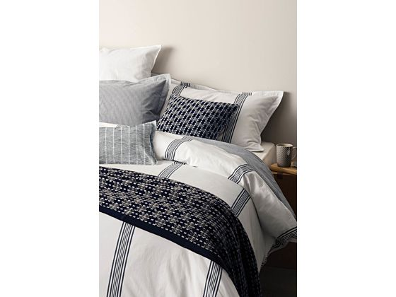 Murmur Broad Stripe Pillowcase