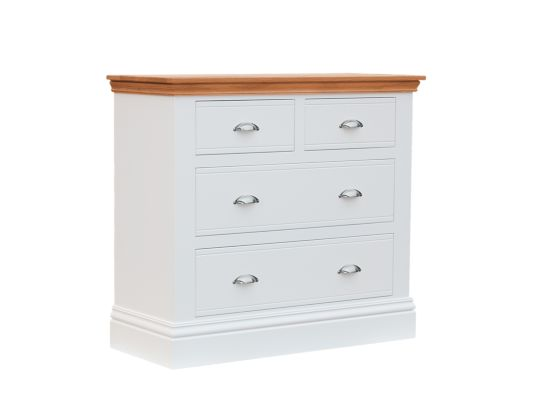 New England 2+2 Chest of Drawers