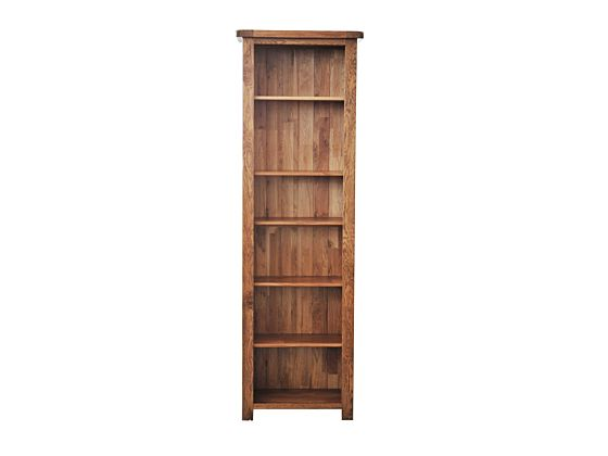 Rustique 6'0 Narrow Bookcase